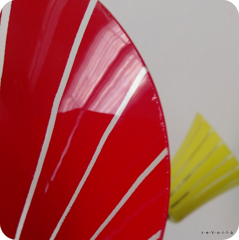 Detail diffuseurs Verre lamlpadaire 50